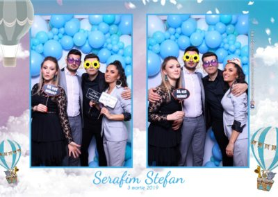 Cabina Foto Showtime - MAGIC MIRROR - Serafim Stefan - Botez - Restaurant OK Ballroom Ramnicu Valcea (46)