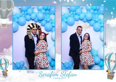 Cabina Foto Showtime - MAGIC MIRROR - Serafim Stefan - Botez - Restaurant OK Ballroom Ramnicu Valcea (51)
