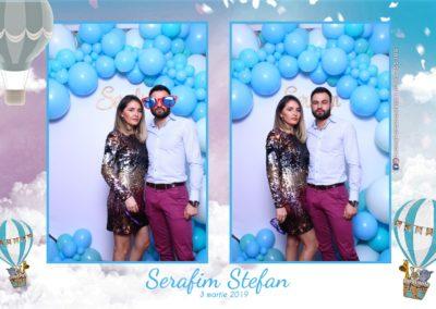 Cabina Foto Showtime - MAGIC MIRROR - Serafim Stefan - Botez - Restaurant OK Ballroom Ramnicu Valcea (53)
