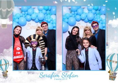 Cabina Foto Showtime - MAGIC MIRROR - Serafim Stefan - Botez - Restaurant OK Ballroom Ramnicu Valcea (57)