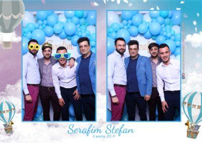 Cabina Foto Showtime - MAGIC MIRROR - Serafim Stefan - Botez - Restaurant OK Ballroom Ramnicu Valcea (65)