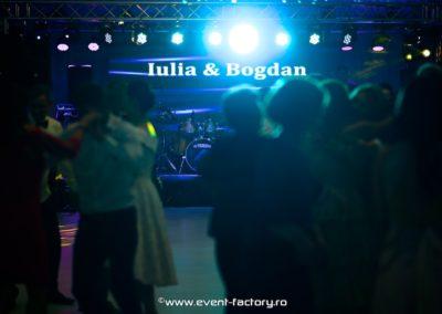 Iulia si Bogdan Event Factory Dj Vladu Cabina Foto Showtime Ramnicu Valcea Nunta Botez Aniversare Majorat Eveniment Privat 12