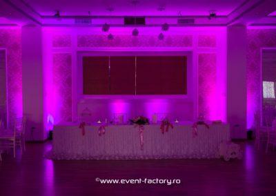 Roxana si Daniel Event Factory Dj Vladu Cabina Foto Showtime Ramnicu Valcea Maria Dragomiroiu Nunta Lumina Arhitecturala Fum Greu 2