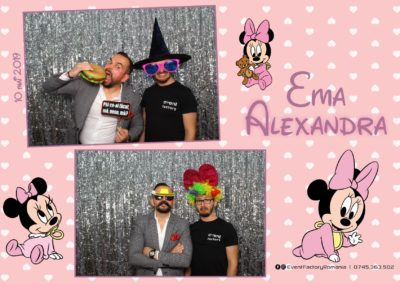 Cabina Foto Showtime - FUN BOX - Ema Alexandra - Botez - Restaurant Paradis Events Ramnicu Valcea - Event Factory (45)