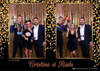 Cabina Foto Showtime - Magic Mirror - Cristina si Radu - Hotel Ramada Ramnicu Valcea - Event Factory (10)