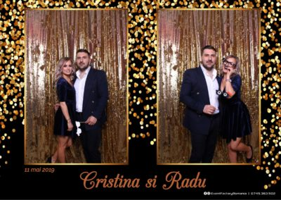 Cabina Foto Showtime - Magic Mirror - Cristina si Radu - Hotel Ramada Ramnicu Valcea - Event Factory (11)