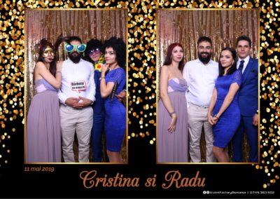 Cabina Foto Showtime - Magic Mirror - Cristina si Radu - Hotel Ramada Ramnicu Valcea - Event Factory (12)