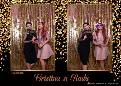 Cabina Foto Showtime - Magic Mirror - Cristina si Radu - Hotel Ramada Ramnicu Valcea - Event Factory (14)