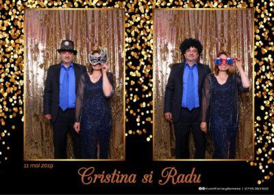 Cabina Foto Showtime - Magic Mirror - Cristina si Radu - Hotel Ramada Ramnicu Valcea - Event Factory (17)