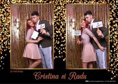 Cabina Foto Showtime - Magic Mirror - Cristina si Radu - Hotel Ramada Ramnicu Valcea - Event Factory (19)