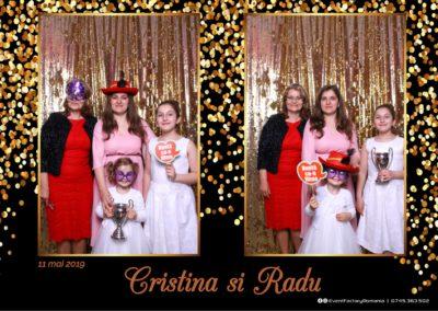 Cabina Foto Showtime - Magic Mirror - Cristina si Radu - Hotel Ramada Ramnicu Valcea - Event Factory (25)