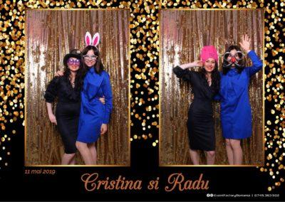 Cabina Foto Showtime - Magic Mirror - Cristina si Radu - Hotel Ramada Ramnicu Valcea - Event Factory (27)
