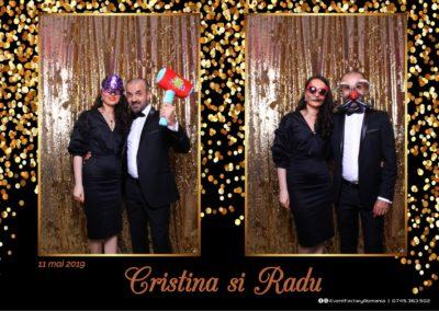 Cabina Foto Showtime - Magic Mirror - Cristina si Radu - Hotel Ramada Ramnicu Valcea - Event Factory (3)