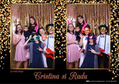 Cabina Foto Showtime - Magic Mirror - Cristina si Radu - Hotel Ramada Ramnicu Valcea - Event Factory (30)