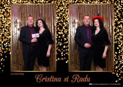 Cabina Foto Showtime - Magic Mirror - Cristina si Radu - Hotel Ramada Ramnicu Valcea - Event Factory (34)