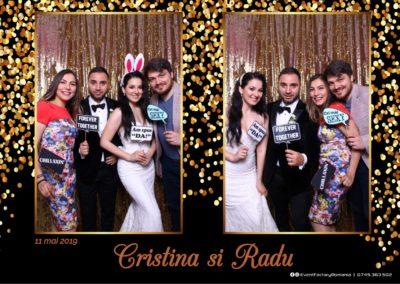 Cabina Foto Showtime - Magic Mirror - Cristina si Radu - Hotel Ramada Ramnicu Valcea - Event Factory (35)