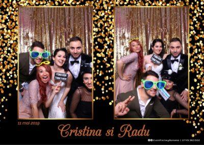 Cabina Foto Showtime - Magic Mirror - Cristina si Radu - Hotel Ramada Ramnicu Valcea - Event Factory (38)