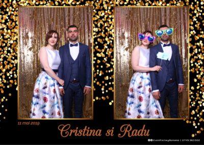 Cabina Foto Showtime - Magic Mirror - Cristina si Radu - Hotel Ramada Ramnicu Valcea - Event Factory (4)