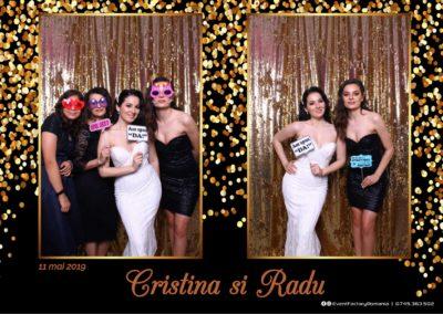 Cabina Foto Showtime - Magic Mirror - Cristina si Radu - Hotel Ramada Ramnicu Valcea - Event Factory (40)