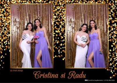 Cabina Foto Showtime - Magic Mirror - Cristina si Radu - Hotel Ramada Ramnicu Valcea - Event Factory (41)