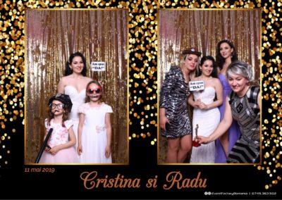 Cabina Foto Showtime - Magic Mirror - Cristina si Radu - Hotel Ramada Ramnicu Valcea - Event Factory (43)