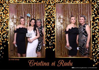 Cabina Foto Showtime - Magic Mirror - Cristina si Radu - Hotel Ramada Ramnicu Valcea - Event Factory (45)
