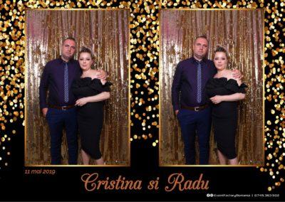 Cabina Foto Showtime - Magic Mirror - Cristina si Radu - Hotel Ramada Ramnicu Valcea - Event Factory (51)