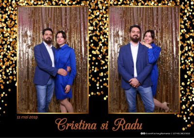 Cabina Foto Showtime - Magic Mirror - Cristina si Radu - Hotel Ramada Ramnicu Valcea - Event Factory (53)