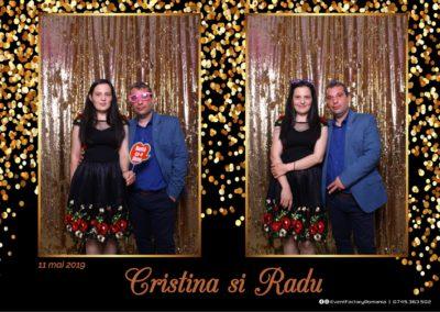 Cabina Foto Showtime - Magic Mirror - Cristina si Radu - Hotel Ramada Ramnicu Valcea - Event Factory (58)