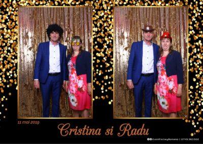 Cabina Foto Showtime - Magic Mirror - Cristina si Radu - Hotel Ramada Ramnicu Valcea - Event Factory (6)