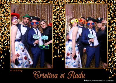 Cabina Foto Showtime - Magic Mirror - Cristina si Radu - Hotel Ramada Ramnicu Valcea - Event Factory (62)