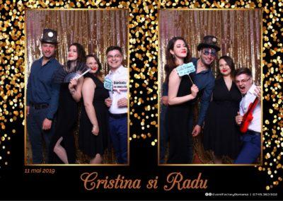 Cabina Foto Showtime - Magic Mirror - Cristina si Radu - Hotel Ramada Ramnicu Valcea - Event Factory (67)