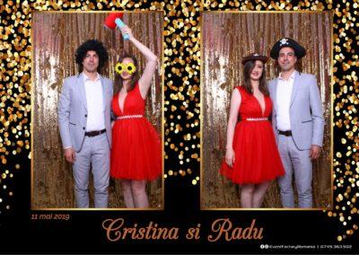 Cabina Foto Showtime - Magic Mirror - Cristina si Radu - Hotel Ramada Ramnicu Valcea - Event Factory (7)