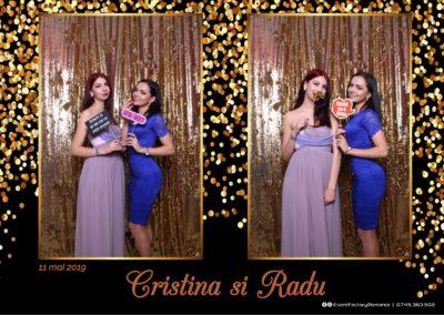 Cabina Foto Showtime - Magic Mirror - Cristina si Radu - Hotel Ramada Ramnicu Valcea - Event Factory (8)
