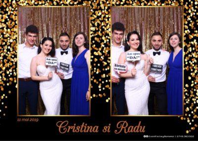 Cabina Foto Showtime - Magic Mirror - Cristina si Radu - Hotel Ramada Ramnicu Valcea - Event Factory (84)
