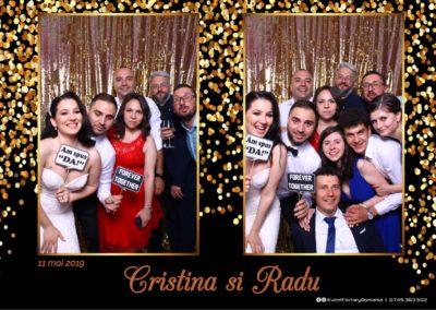 Cabina Foto Showtime - Magic Mirror - Cristina si Radu - Hotel Ramada Ramnicu Valcea - Event Factory (85)