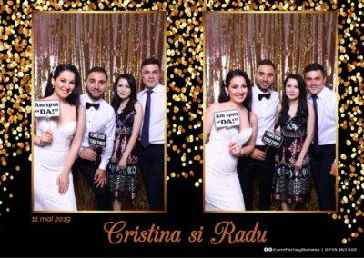 Cabina Foto Showtime - Magic Mirror - Cristina si Radu - Hotel Ramada Ramnicu Valcea - Event Factory (86)