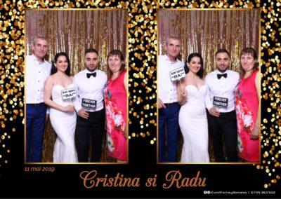 Cabina Foto Showtime - Magic Mirror - Cristina si Radu - Hotel Ramada Ramnicu Valcea - Event Factory (88)