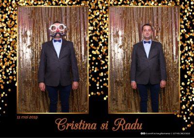 Cabina Foto Showtime - Magic Mirror - Cristina si Radu - Hotel Ramada Ramnicu Valcea - Event Factory (9)
