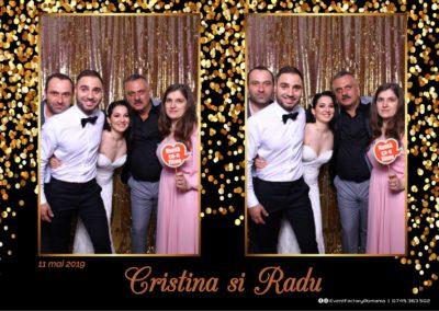 Cabina Foto Showtime - Magic Mirror - Cristina si Radu - Hotel Ramada Ramnicu Valcea - Event Factory (93)