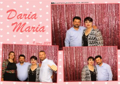Cabina Foto Showtime - FUN BOX - Botez - Daria Maria - Premiere Palace Horezu Valcea - Event Factory (11)