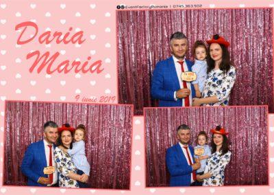 Cabina Foto Showtime - FUN BOX - Botez - Daria Maria - Premiere Palace Horezu Valcea - Event Factory (12)
