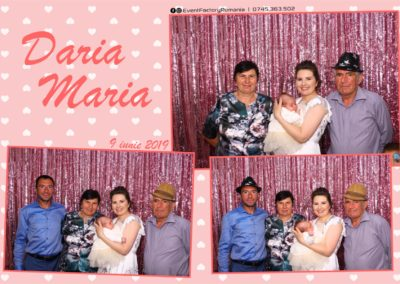 Cabina Foto Showtime - FUN BOX - Botez - Daria Maria - Premiere Palace Horezu Valcea - Event Factory (18)