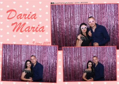 Cabina Foto Showtime - FUN BOX - Botez - Daria Maria - Premiere Palace Horezu Valcea - Event Factory (26)