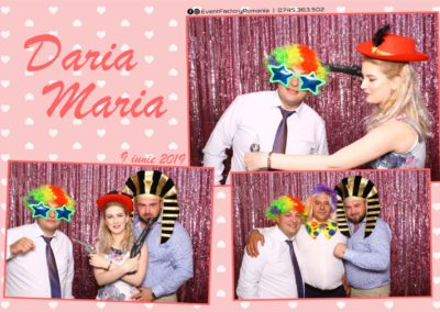 Cabina Foto Showtime - FUN BOX - Botez - Daria Maria - Premiere Palace Horezu Valcea - Event Factory (35)