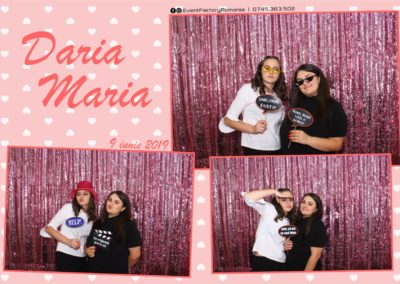 Cabina Foto Showtime - FUN BOX - Botez - Daria Maria - Premiere Palace Horezu Valcea - Event Factory (37)