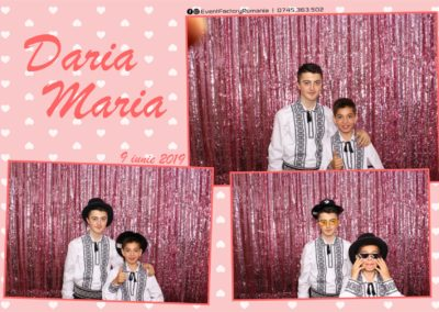 Cabina Foto Showtime - FUN BOX - Botez - Daria Maria - Premiere Palace Horezu Valcea - Event Factory (43)