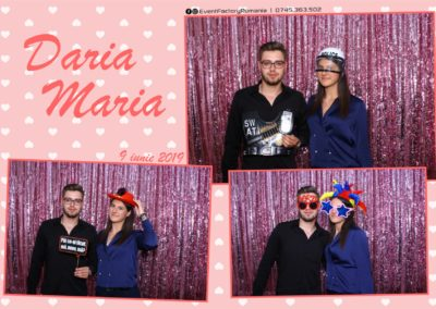 Cabina Foto Showtime - FUN BOX - Botez - Daria Maria - Premiere Palace Horezu Valcea - Event Factory (8)