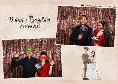 Cabina Foto Showtime - Fun Box - Nunta -Diana si Bogdan -Luxury by the Lake Ramnicu Valcea - Event Factory (1)
