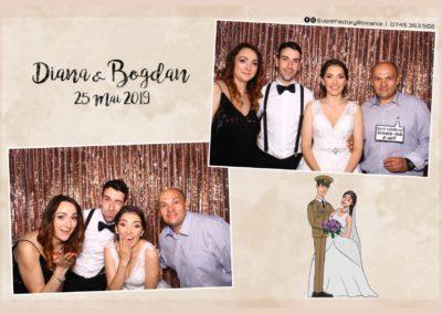 Cabina Foto Showtime - Fun Box - Nunta -Diana si Bogdan -Luxury by the Lake Ramnicu Valcea - Event Factory (10)